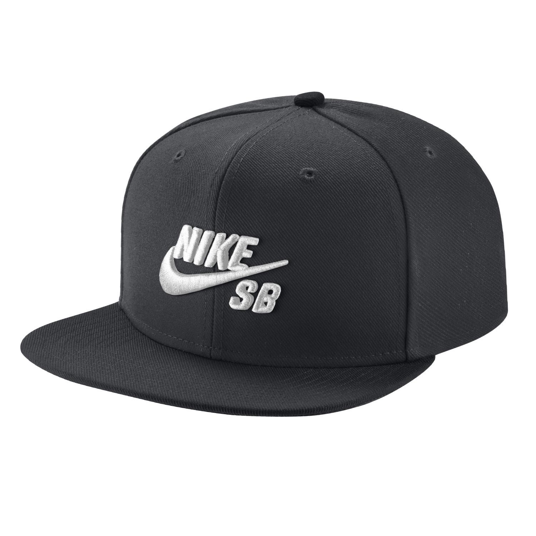 Kšiltovka Nike SB Pro black/black/black/white