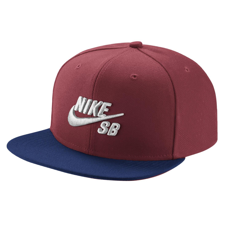 Kšiltovka Nike SB Pro team red/deep royal blue/blk/wht