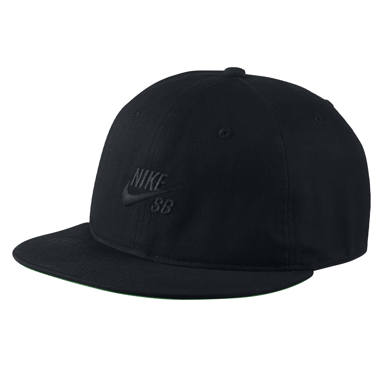 Kšiltovka Nike SB Pro Vintage black/pine green/black/black
