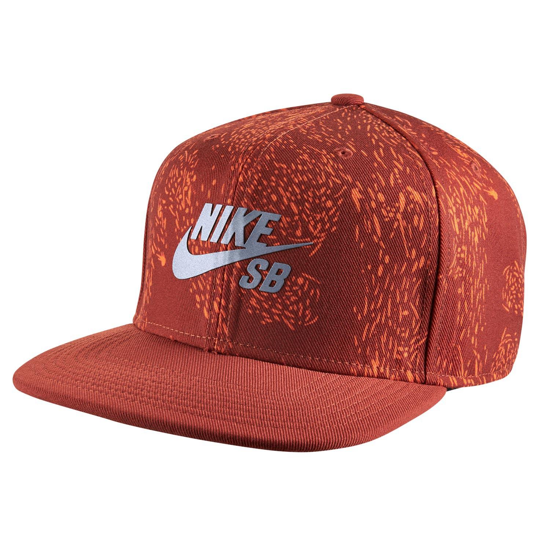 Kšiltovka Nike SB Swarm Perf Trucker dark cayenne 16 + doručení do 24 hodin