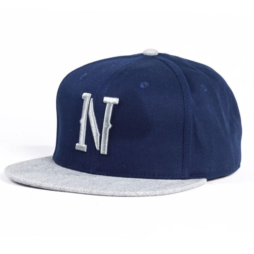 Kšiltovka Nugget Capital Snapback blue/grey