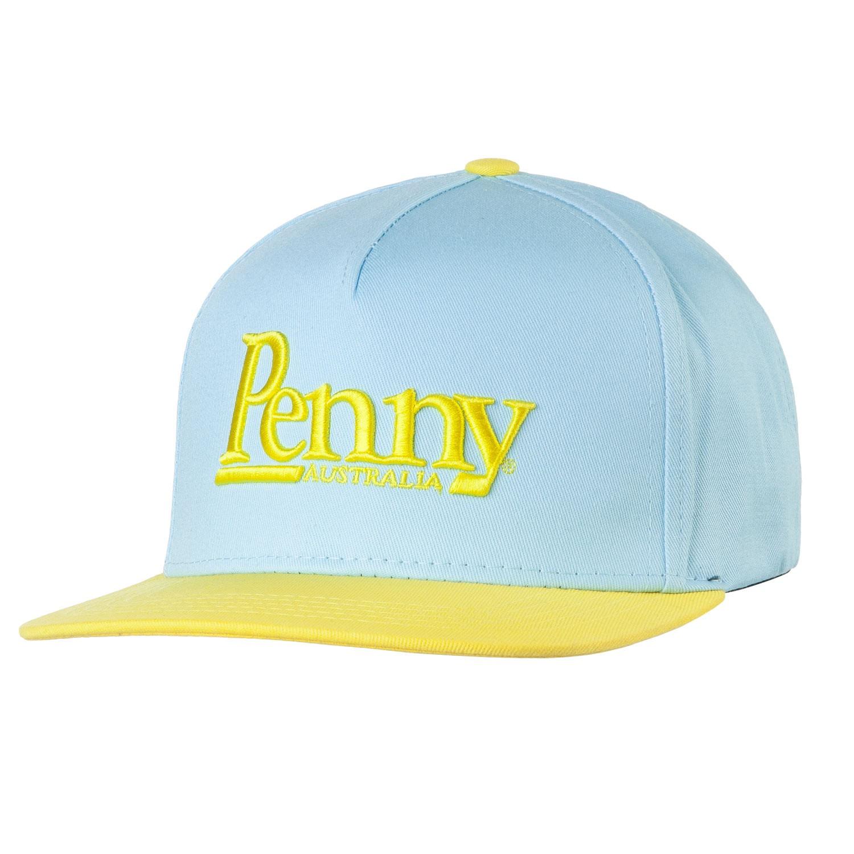 Kšiltovka Penny Cap-Snapback yellow/blue