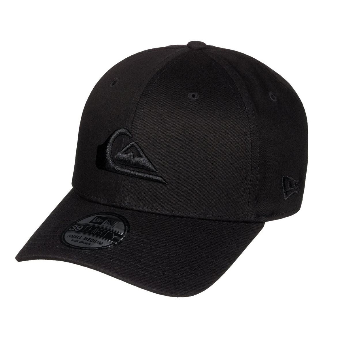 Kšiltovka Quiksilver Mountain & Wave Black black