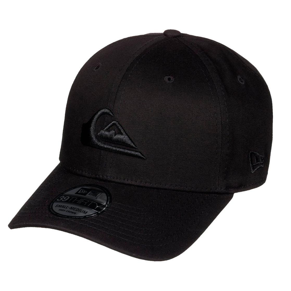 Kšiltovka Quiksilver Mountain & Wave Black black vel.S/M 16 + doručení do 24 hodin