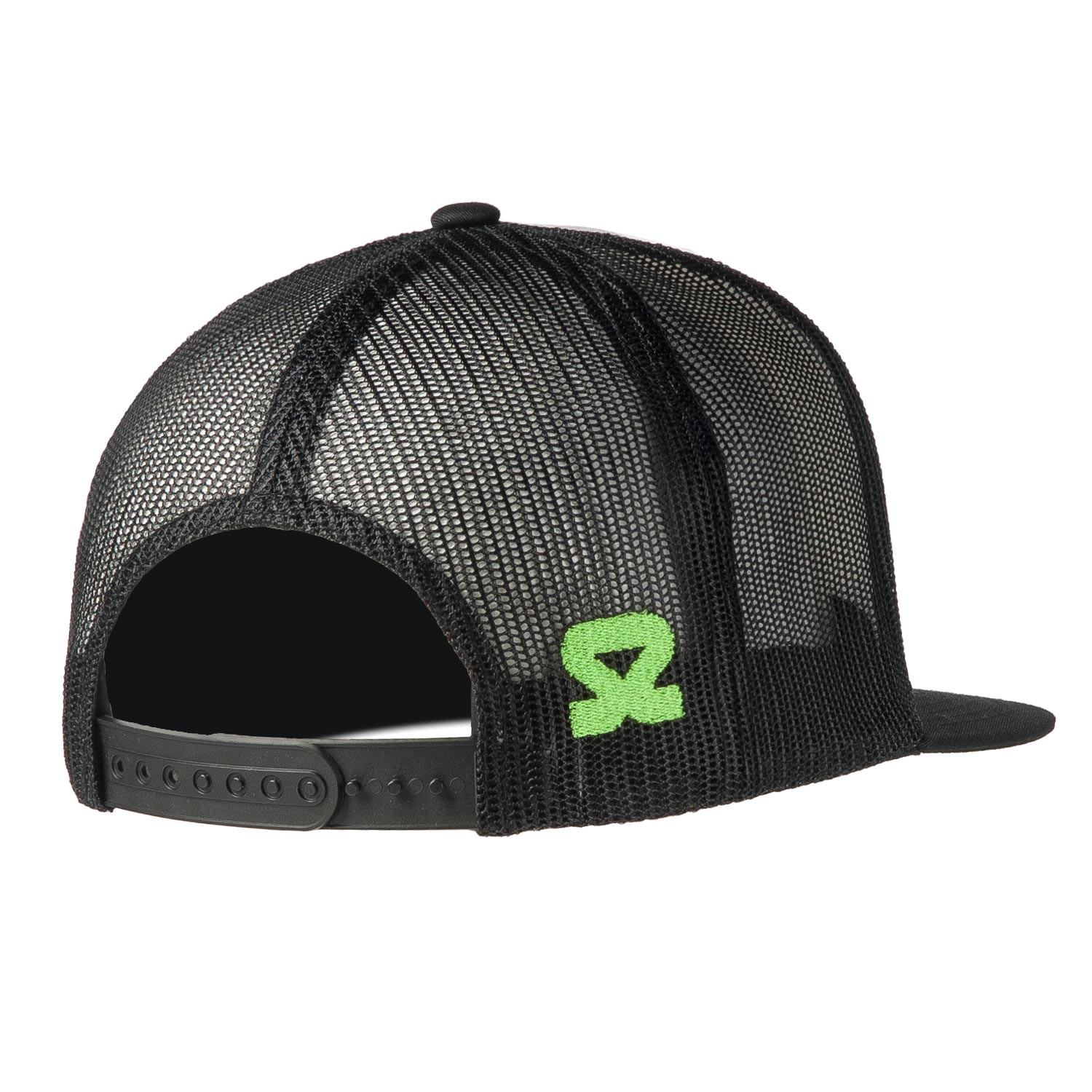 Kšiltovka Wakecation Trucker black white  d0b37d40fc