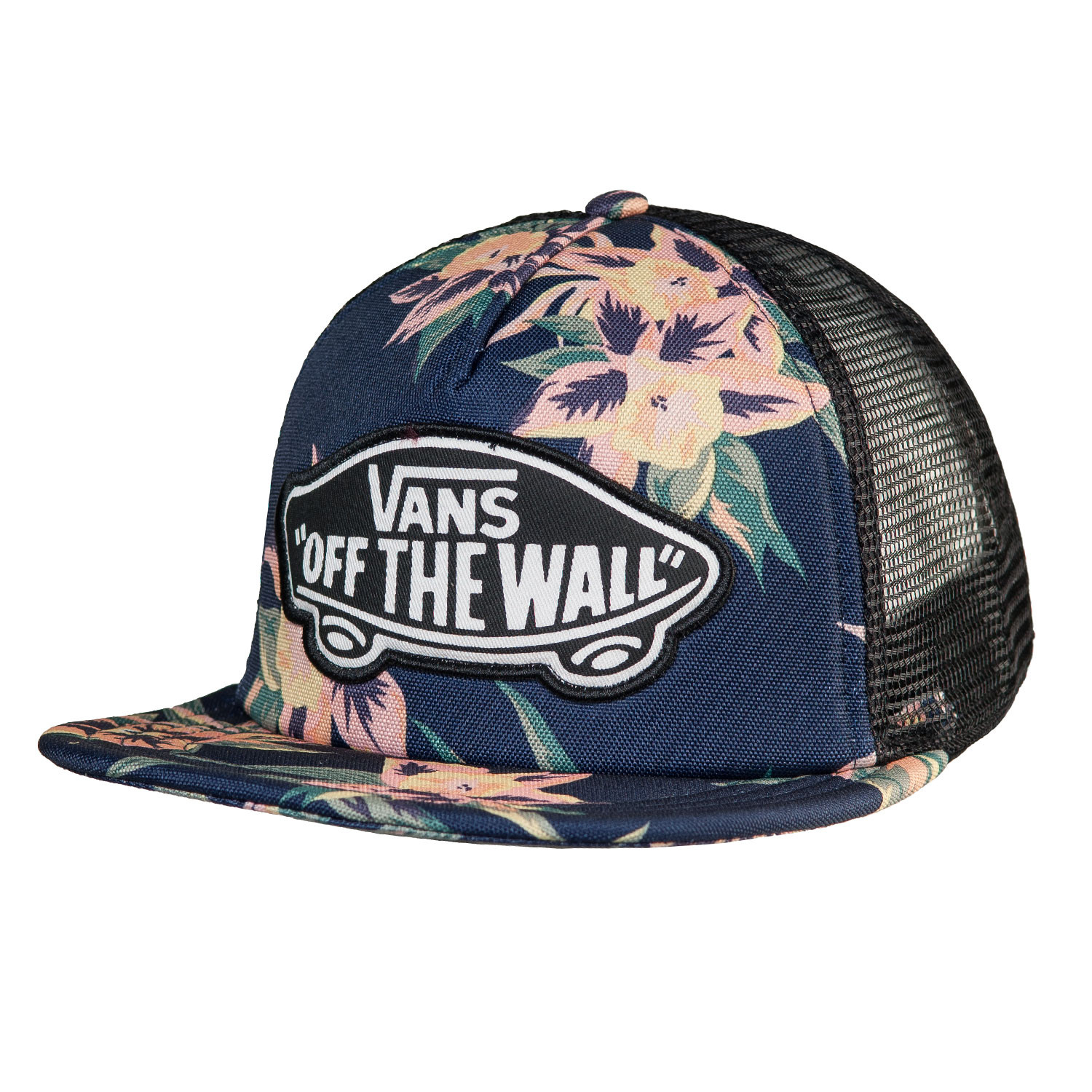 Kšiltovka Vans Beach Girl Trucker fall tropics