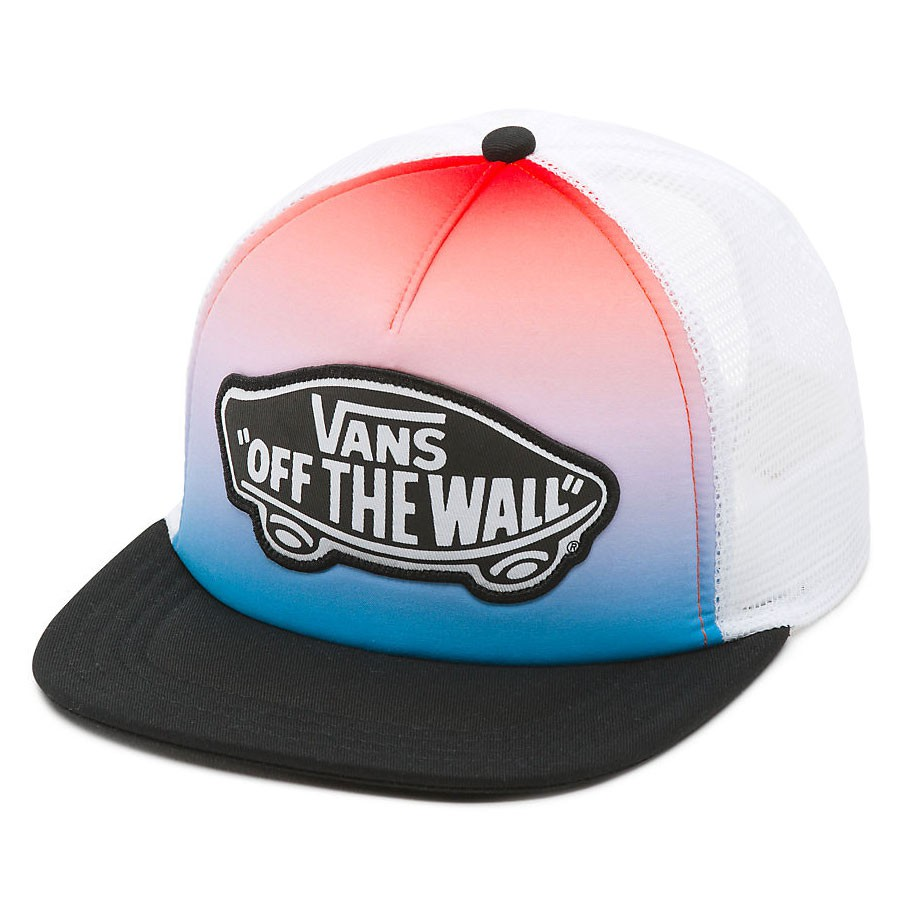 Kšiltovka Vans Beach Girl Trucker gradient