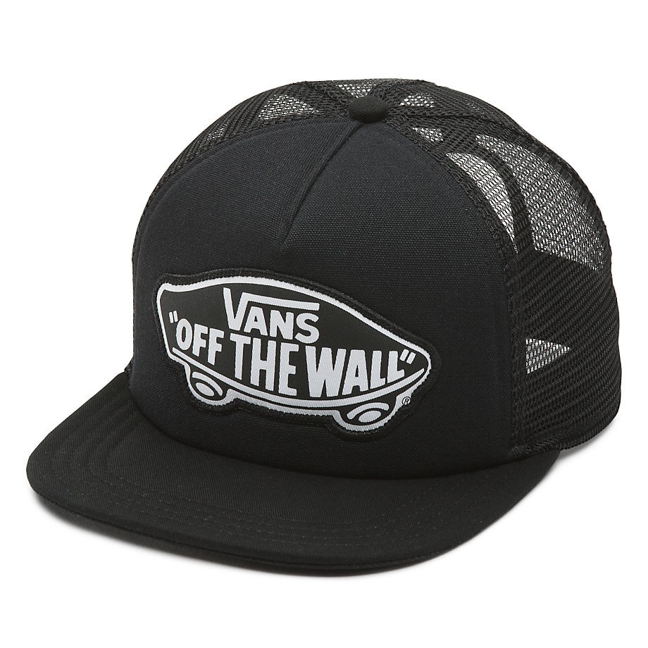 Kšiltovka Vans Beach Girl Trucker onyx/white