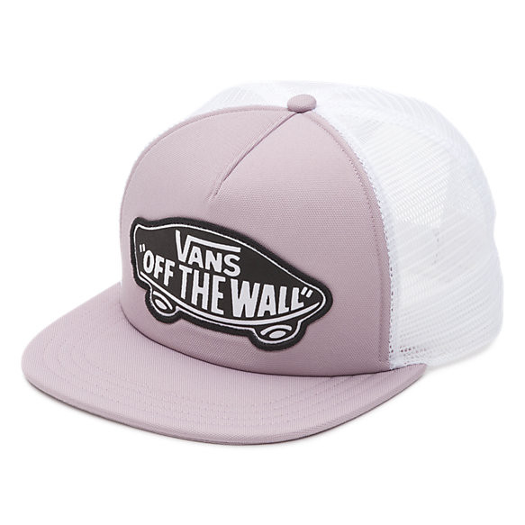Kšiltovka Vans Beach Girl Trucker sea fog