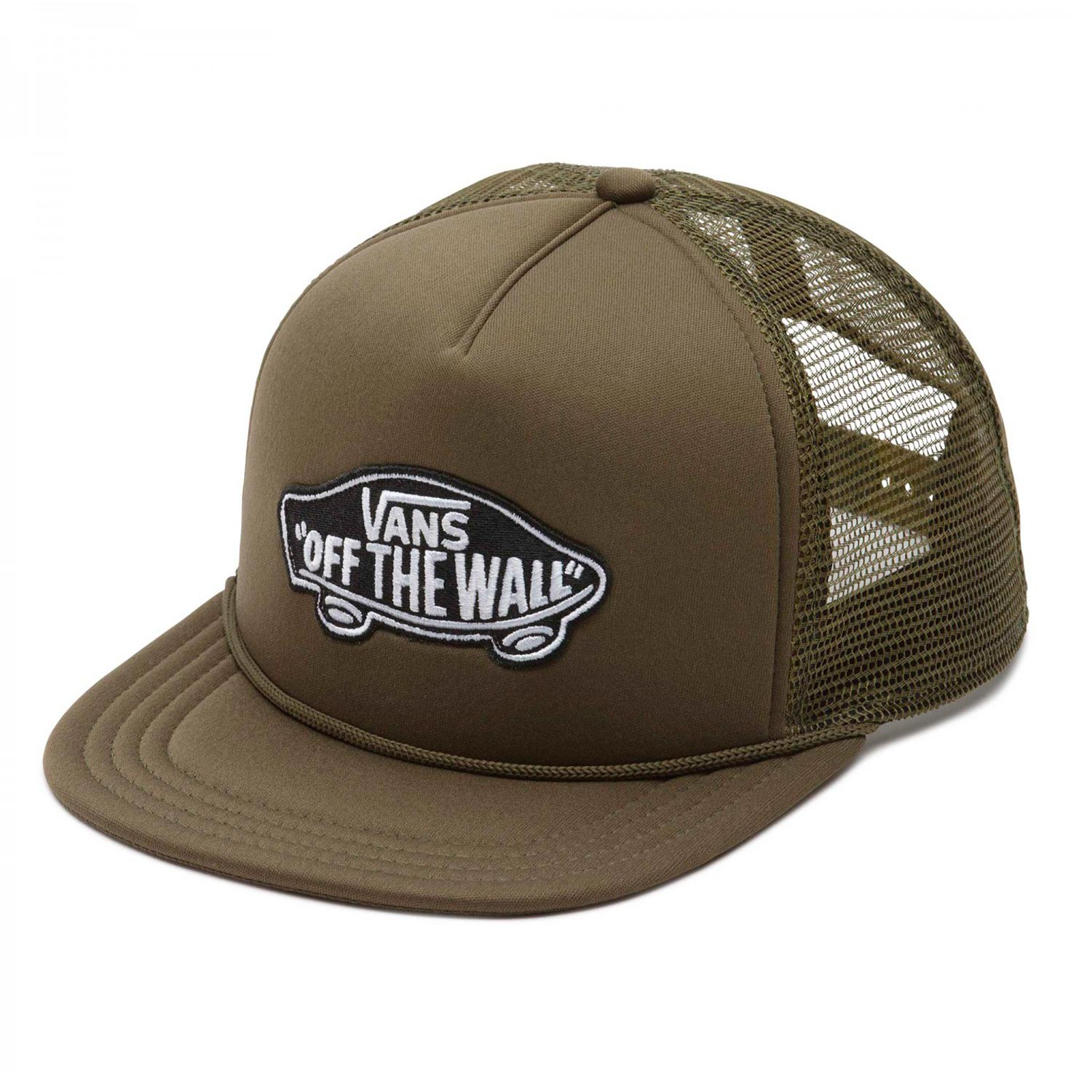 Kšiltovka Vans Classic Patch Trucker grape leaf