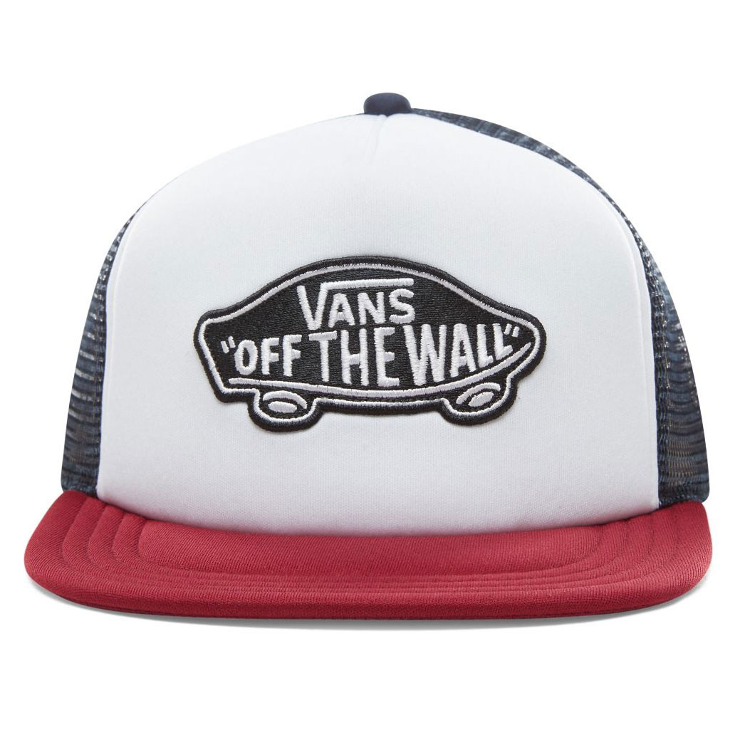 Cap Vans Classic Patch Trucker