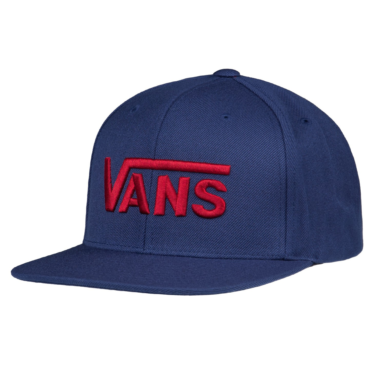 Kšiltovka Vans Drop V Snapback dress blues