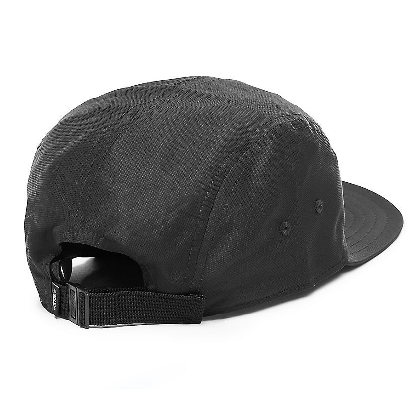 Cap Vans Grand Vans 5 Panel Camper black  f730c8346e9