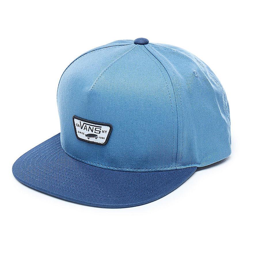 4e0acf410f4 Cap Vans Mini Full Patch copen blue dress blues