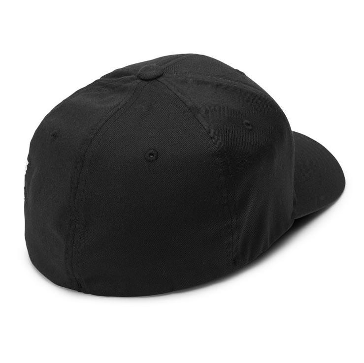 Kšiltovka Volcom Full Stone Xfit black  95c1f7988b