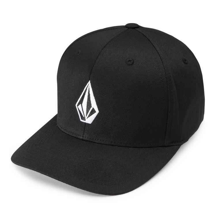 Kšiltovka Volcom Full Stone Xfit black