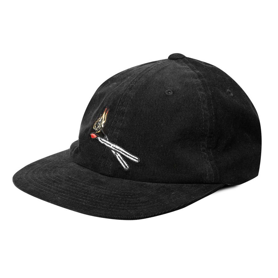 Kšiltovka Volcom Majestic Cap black  a5f8363085