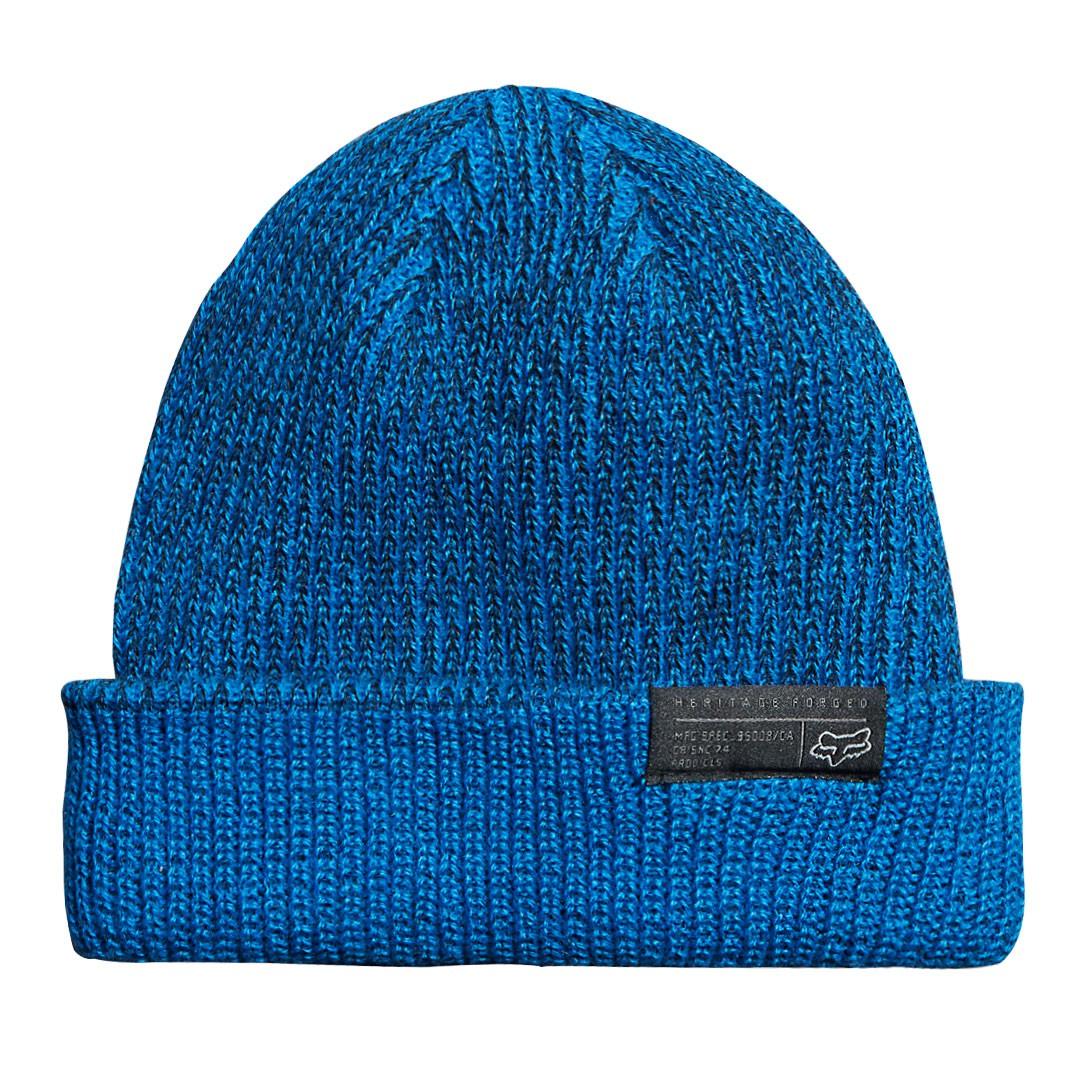 Zimní čepice Fox Extrude blue