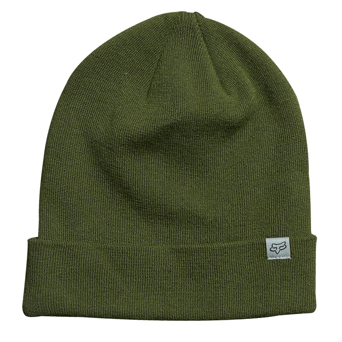 Zimní čepice Fox Lenght fatigue green