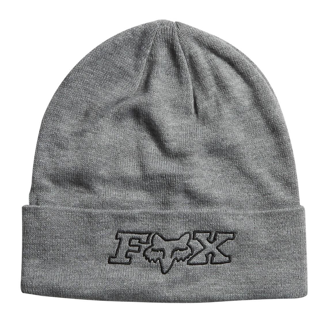 Zimní čepice Fox Og heather grey 14/15 + doručení do 24 hodin