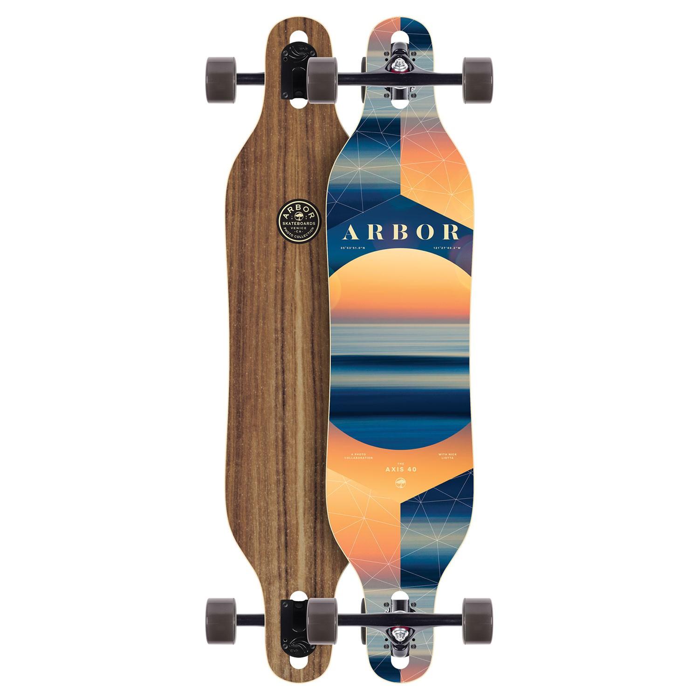"""Longboard Arbor Axis 40 Pc vel.40"""" / 102 cm 17 + doručení do 24 hodin"""