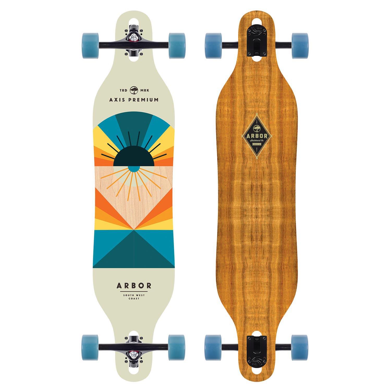 Longboard Arbor Axis Premium