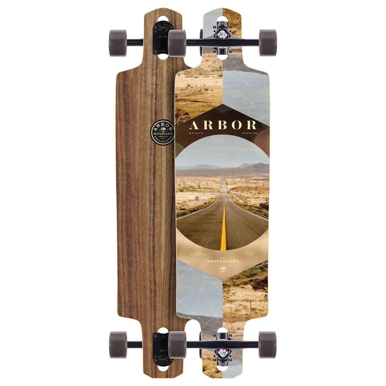 "Longboard Arbor Dropcruiser Pc vel.38"" / 97 cm 17 + doručení do 24 hodin"