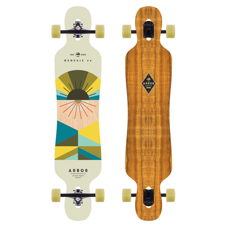 Longboard Arbor Genesis Premium 44