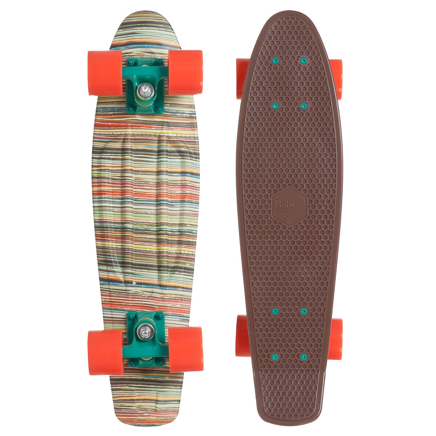 Longboard Baby Miller Expression rpm