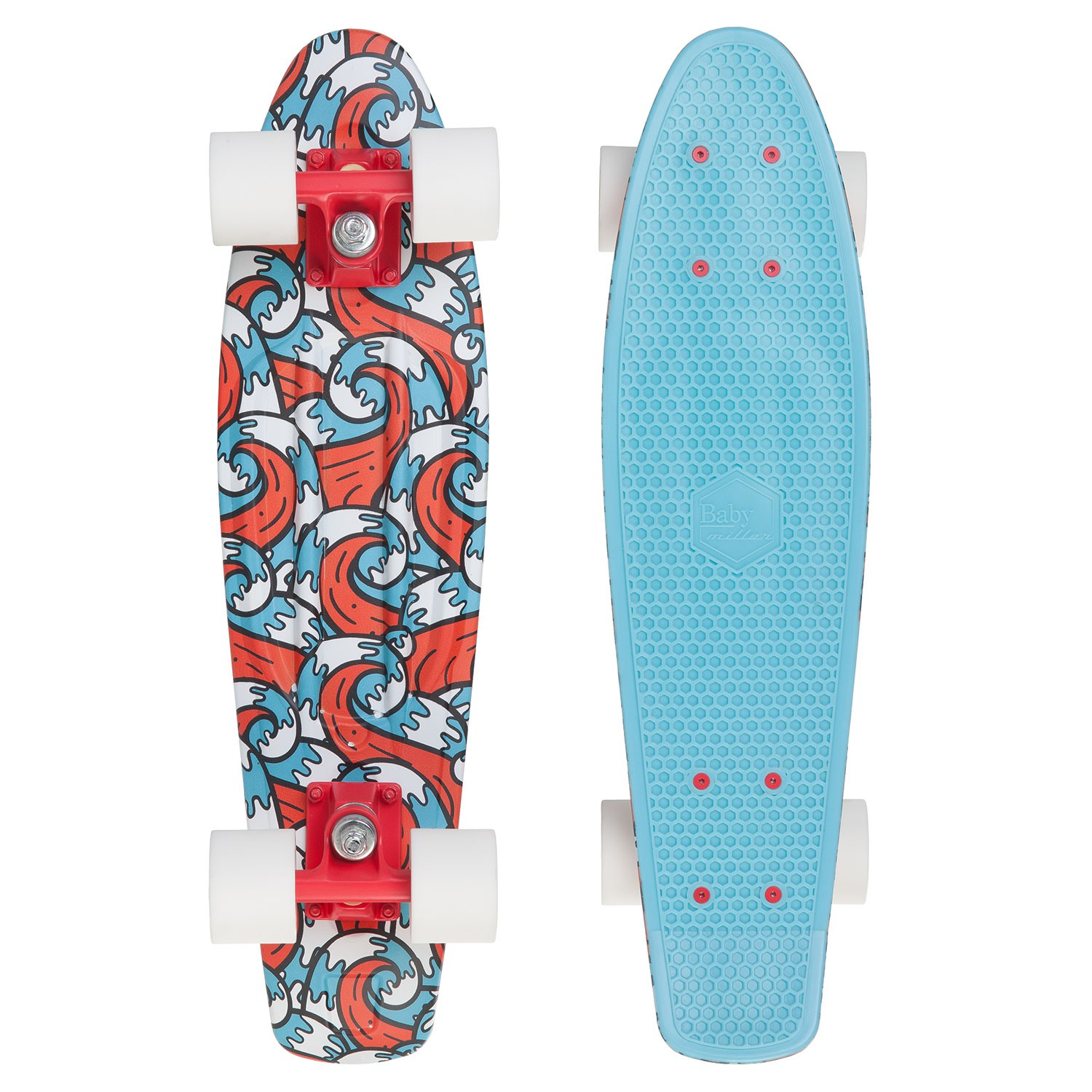 Longboard Baby Miller Expression wave track