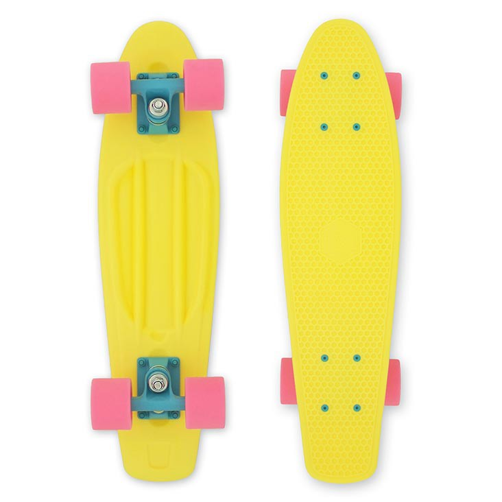 Longboard Baby Miller Ice Lolly lemon yellow