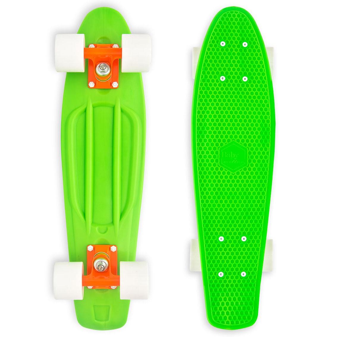 Longboard Baby Miller Original fluor green