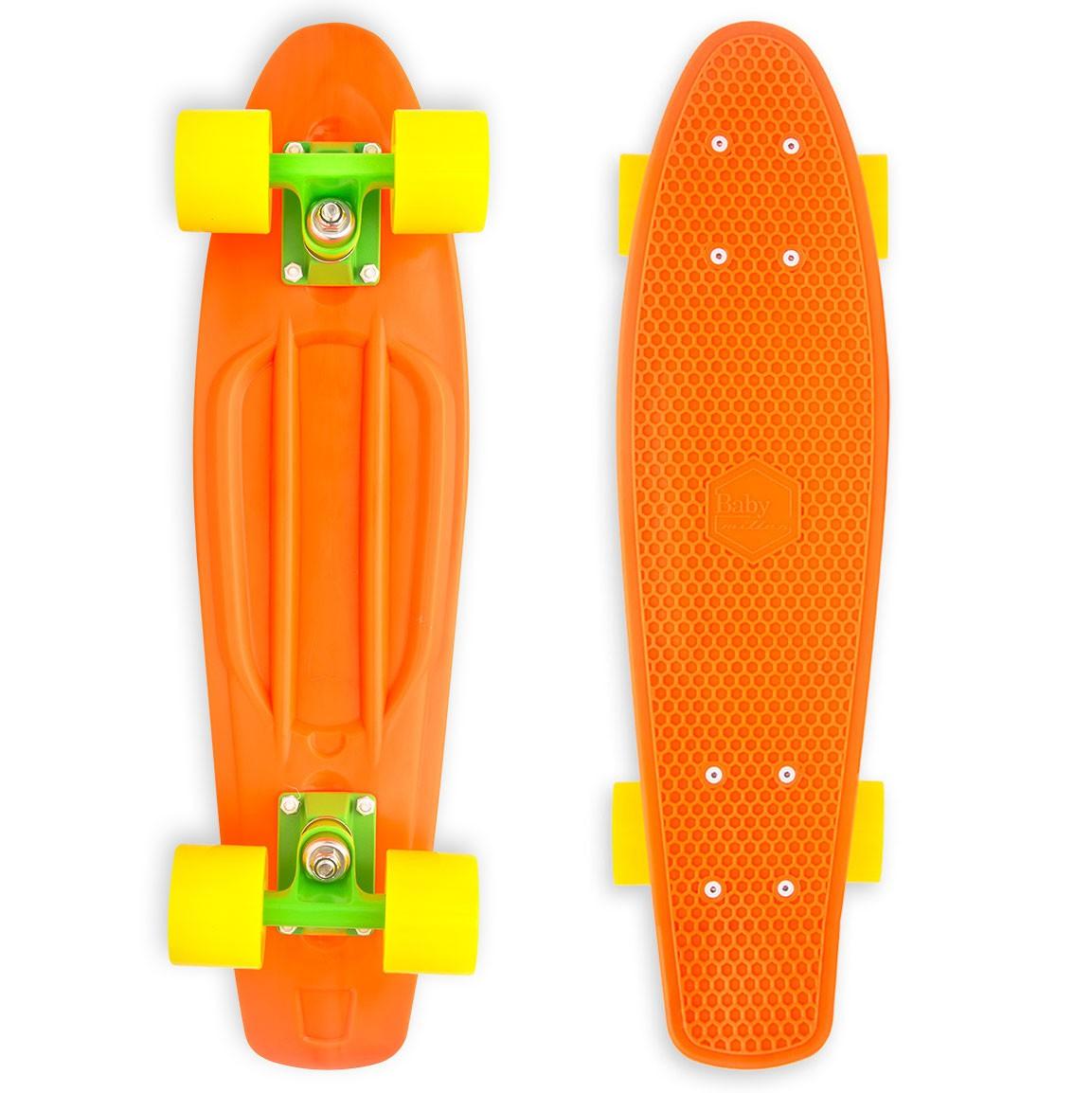 Longboard Baby Miller Original fluor orange