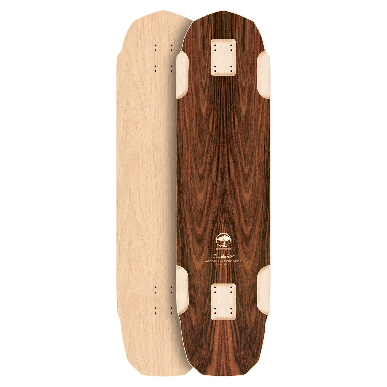 Longboard deska Arbor Backlash 37