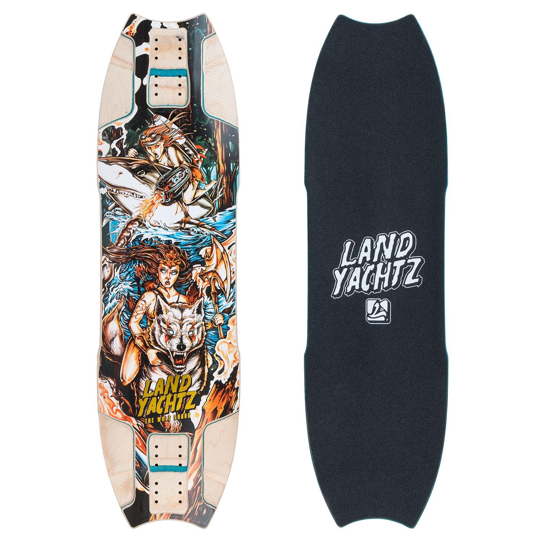 """Longboard deska Landyachtz Wolf Shark vel.36"""" / 91 cm 15 + doručení do 24 hodin"""