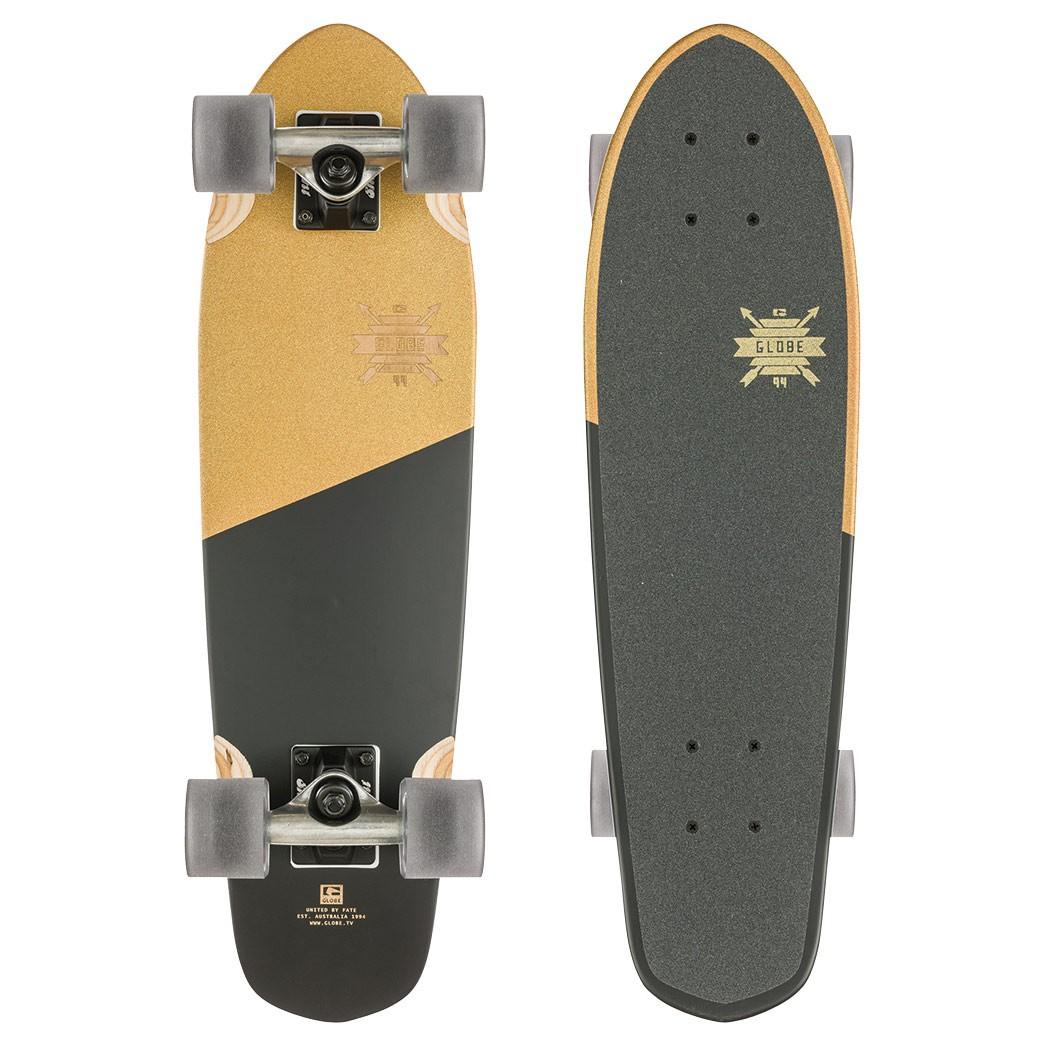 Longboard Globe Blazer gold/black