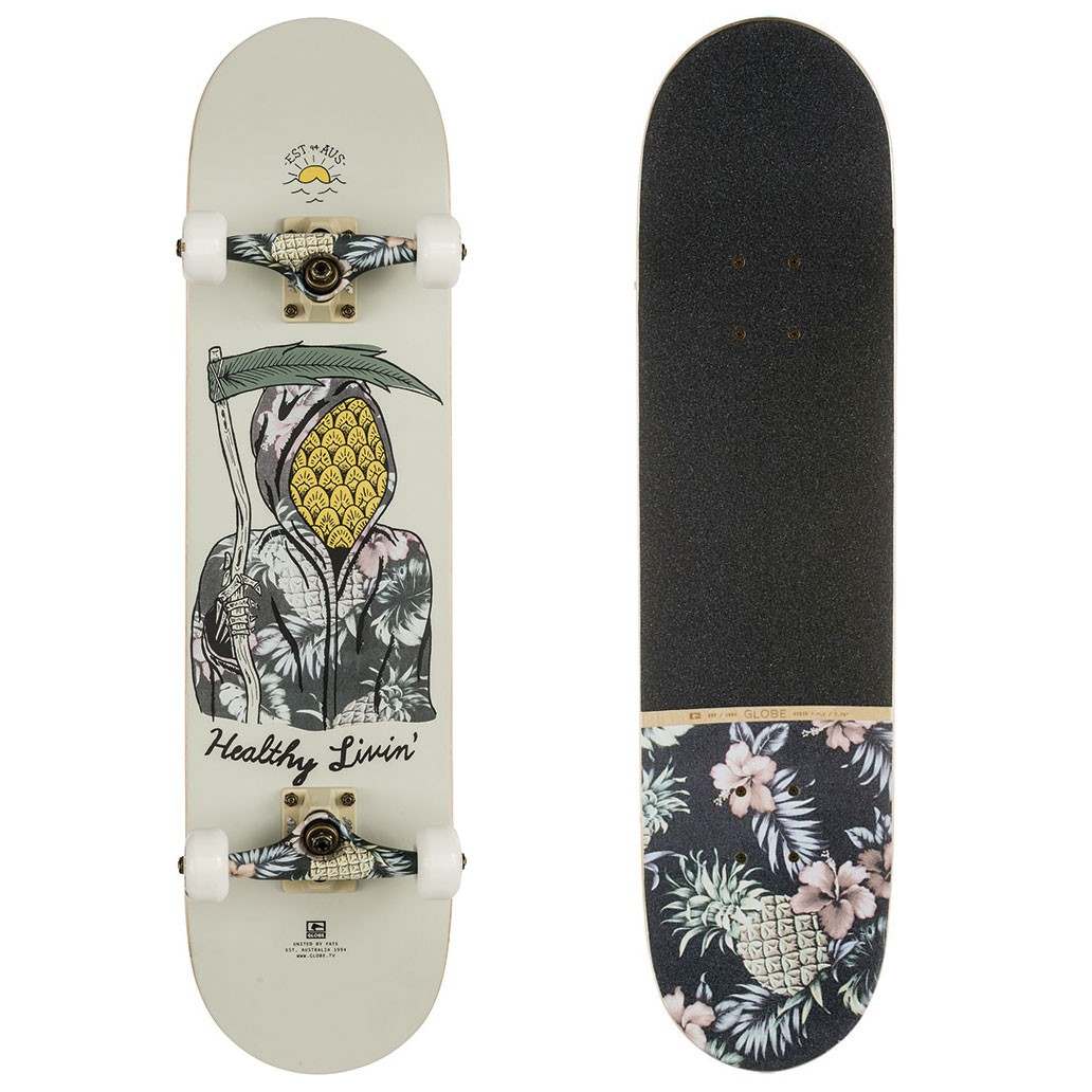 Roxy Shoes Skateboard Globe Est A...