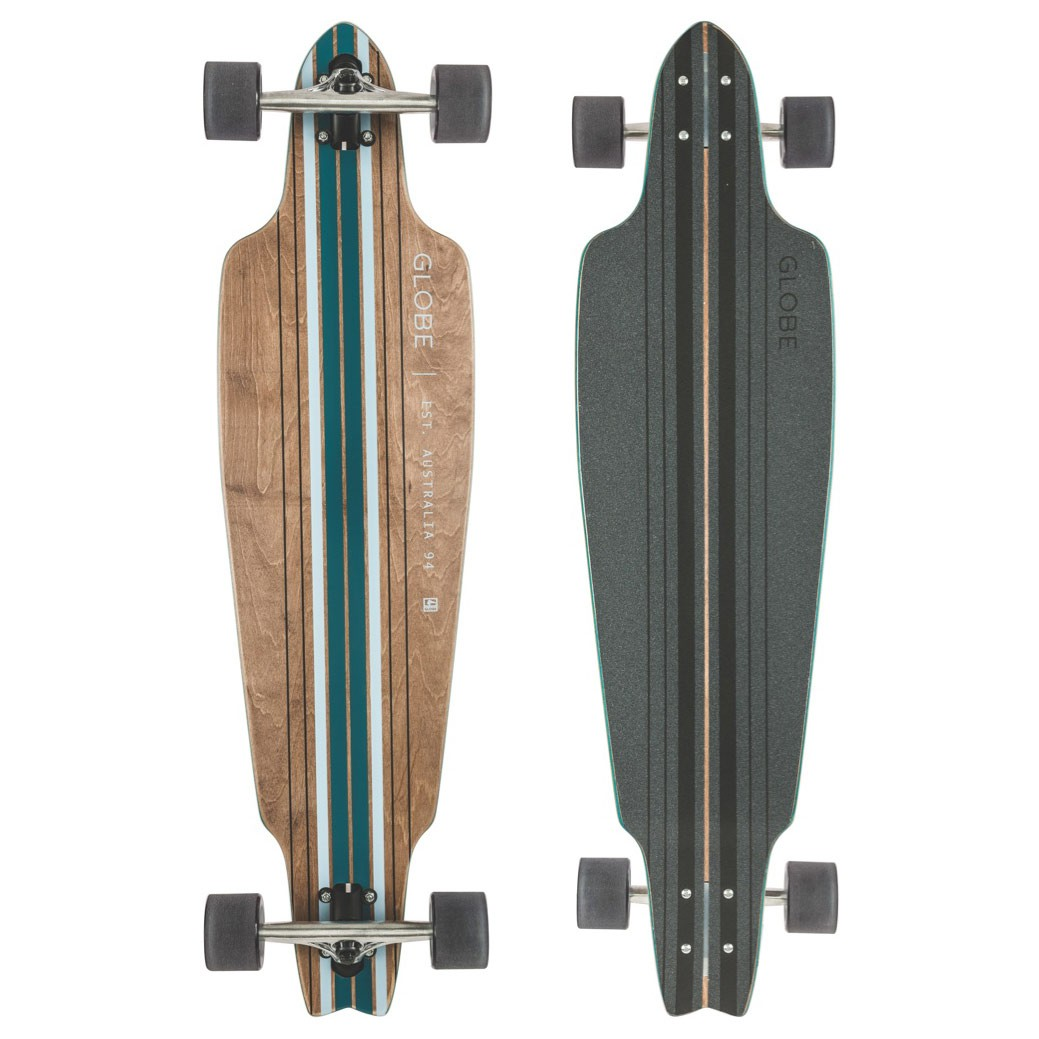 Longboard Globe Prowler brown/blue