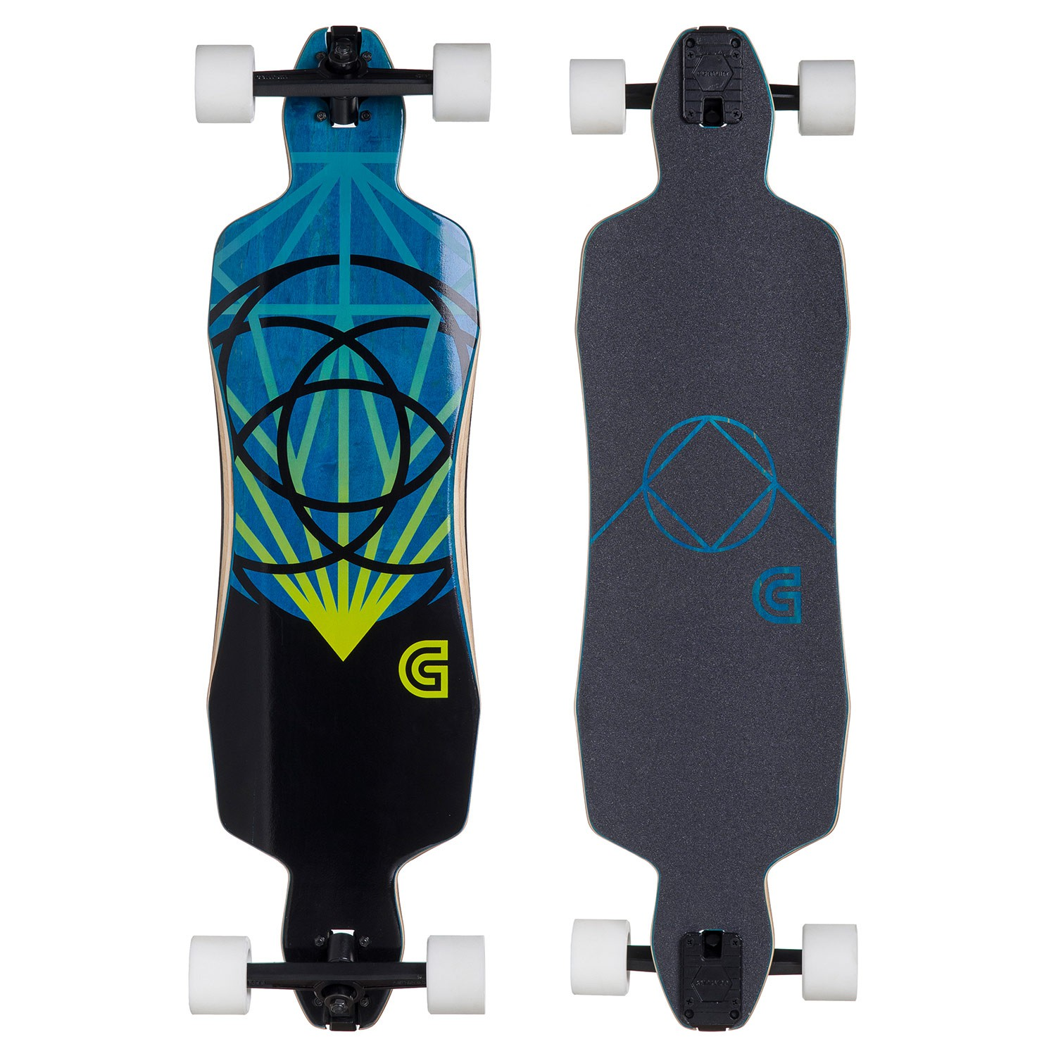 Longboard Goldcoast Lume Drop Through