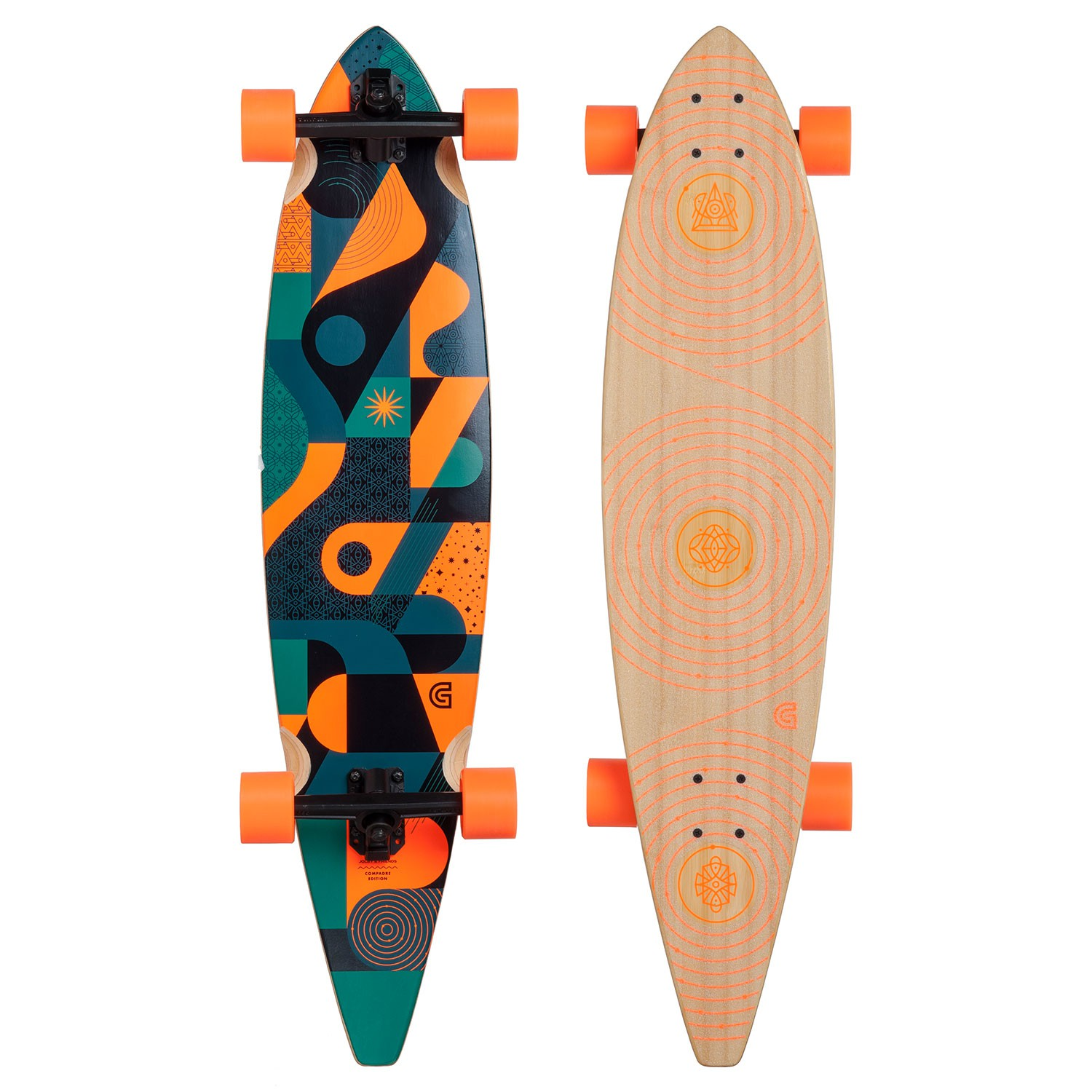 Longboard Goldcoast Orbit Pintail