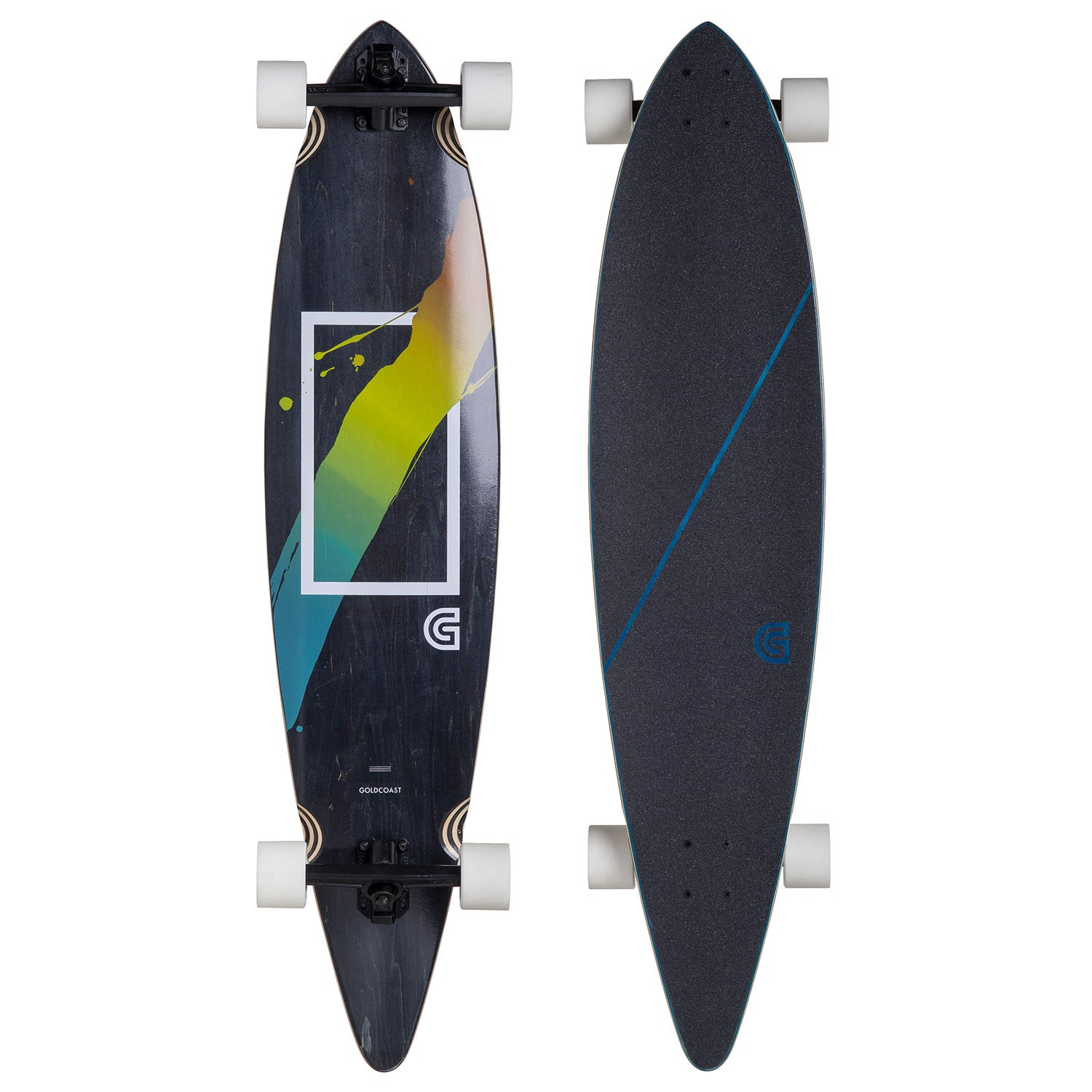 Longboard Goldcoast Prismatic Pintail