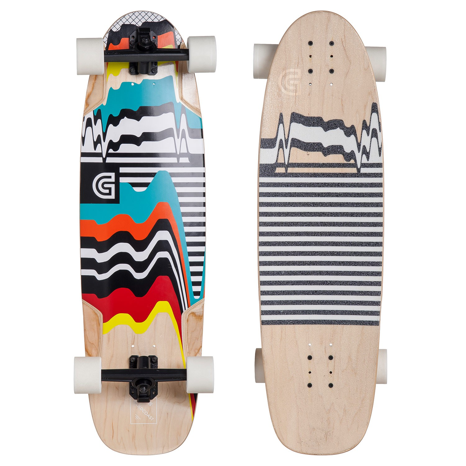 Longboard Goldcoast Remex Freeride