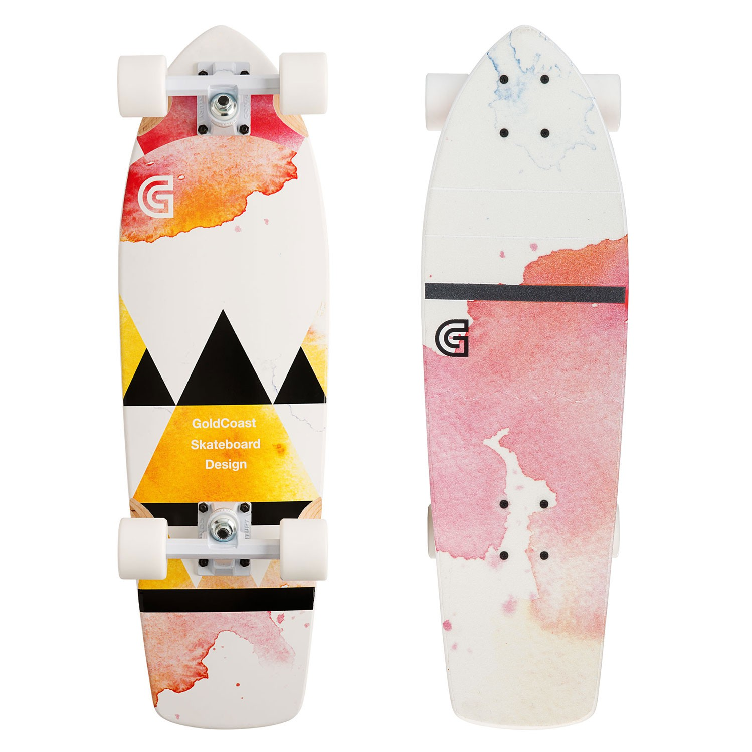 Longboard Goldcoast Salvia Cruiser