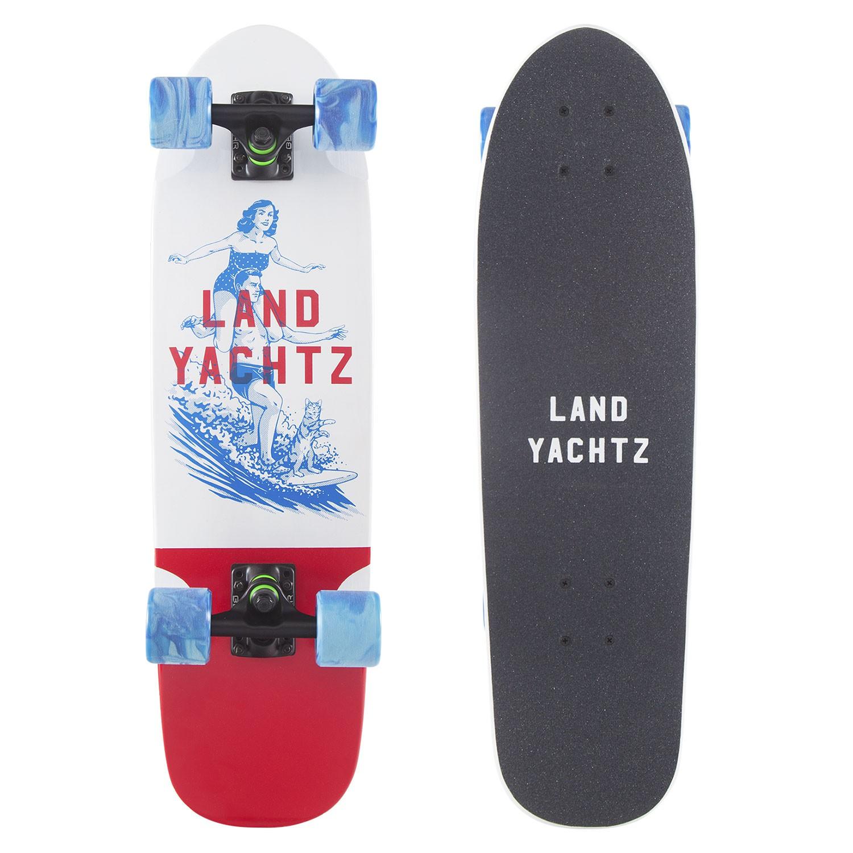 Longboard Landyachtz Dinghy surfer