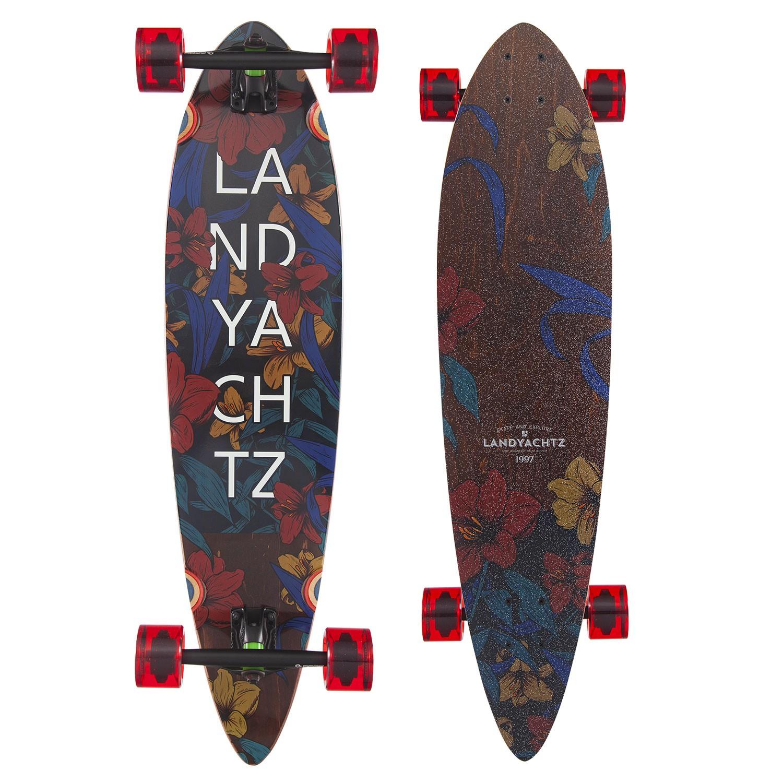 Longboard Landyachtz Maple Chief floral