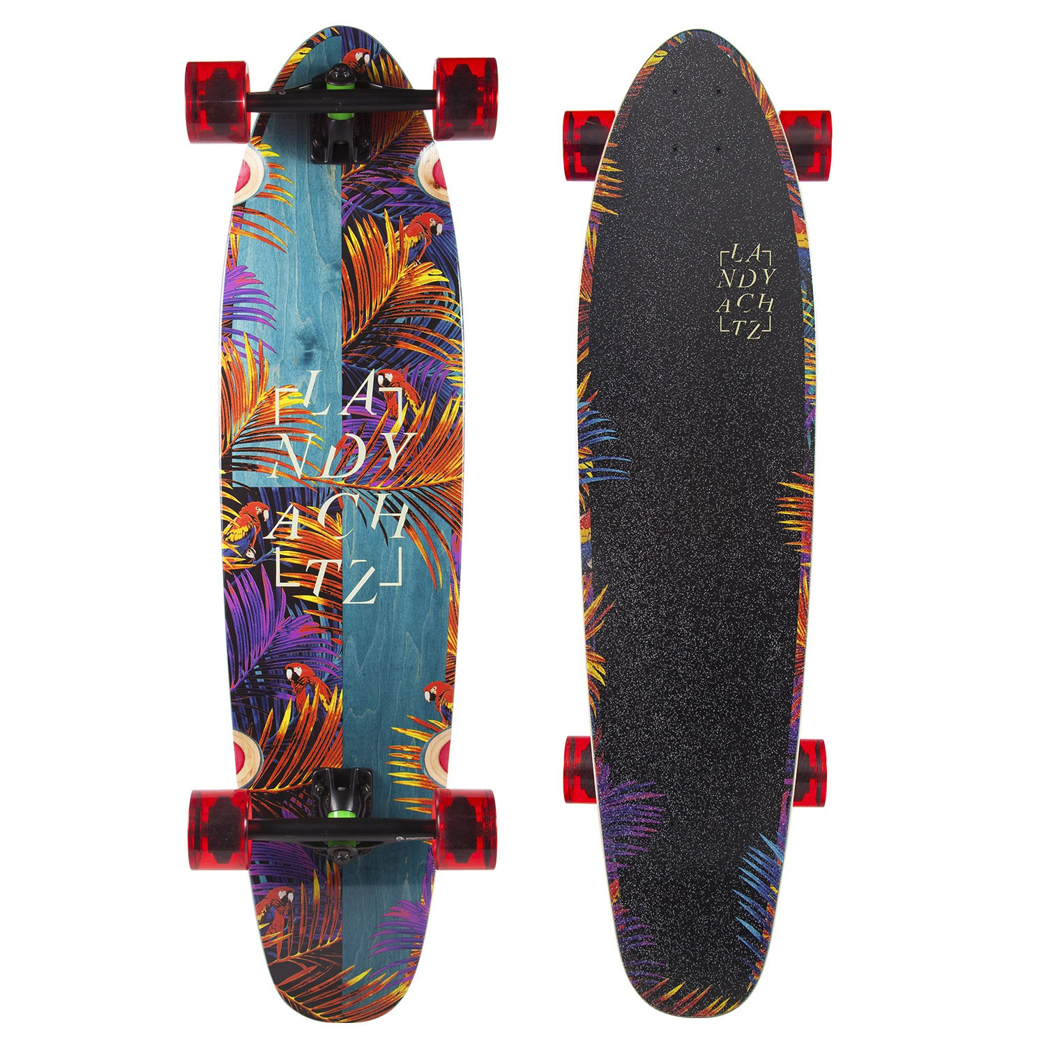 Longboard Landyachtz Maple Ripper tropical nights