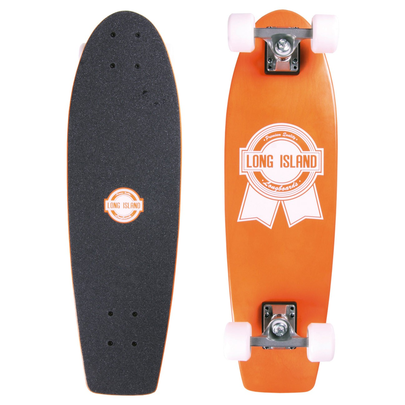 Longboard Long Island Pacific Orange