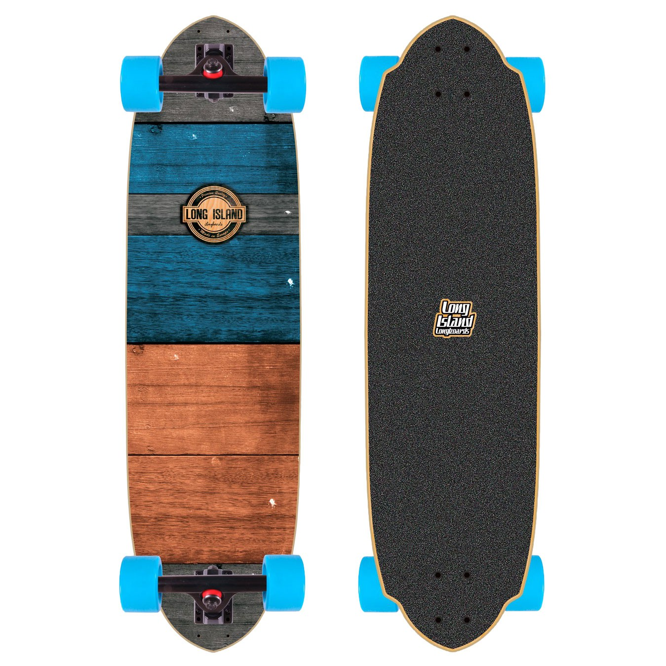 Longboard Long Island Planks
