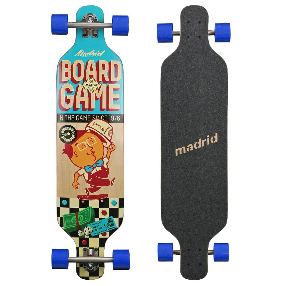 Longboard Madrid Dream Top-Mount Standard boardgame