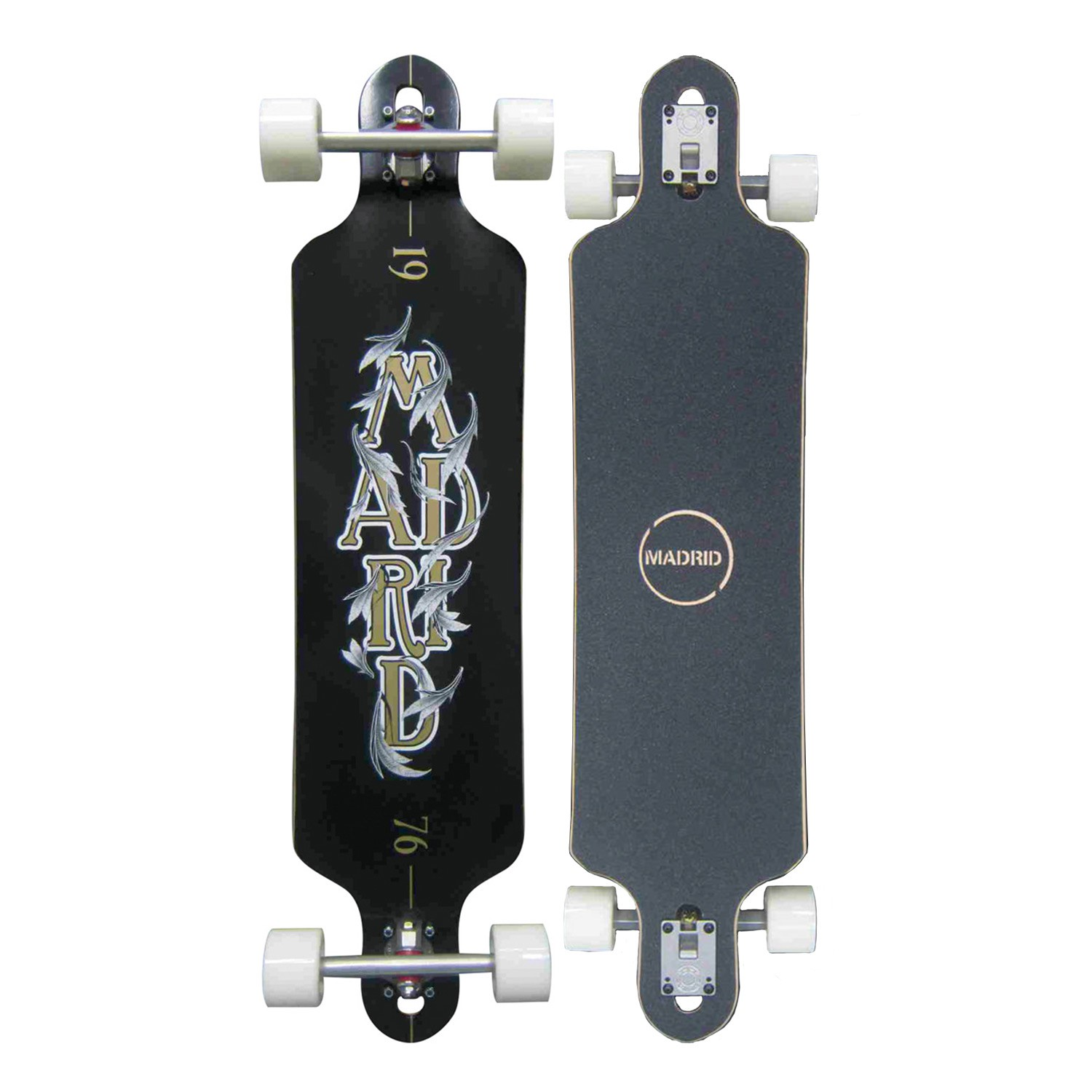 Longboard Madrid Katar Drop-Thru stacked